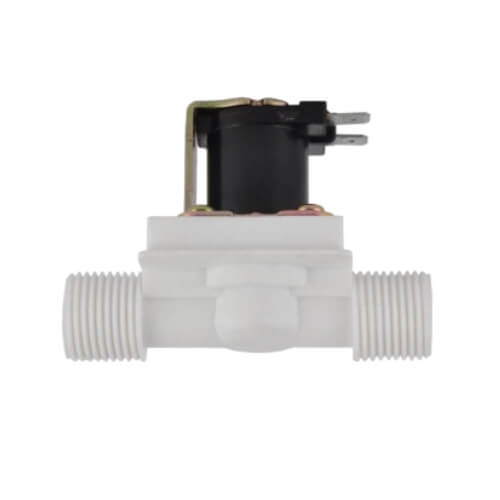 Solenoid compatible with GroLab TankBot, used for irrigation control